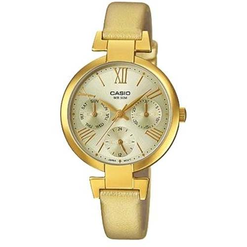 Женские часы Casio Collections LTP-E404GL-9A