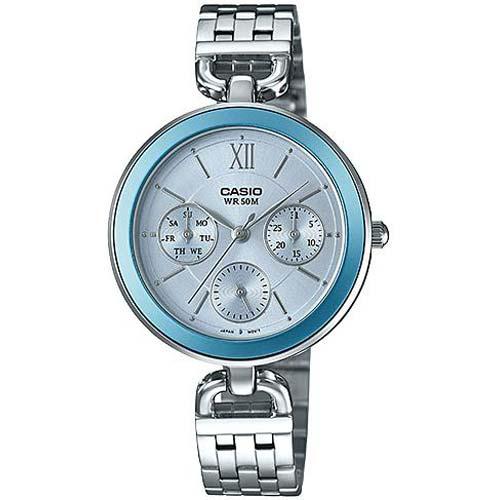 Женские часы Casio Collections LTP-E406D-2A