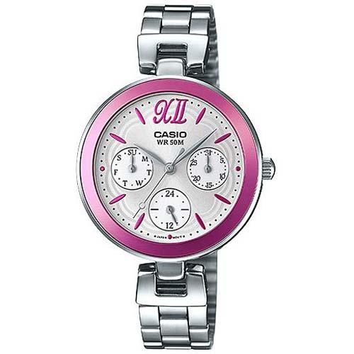 Женские часы Casio Collections LTP-E407D-4A