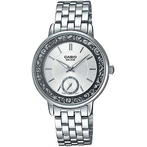 Женские часы Casio Collections LTP-E408D-7A