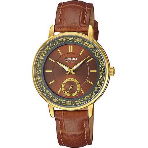 Женские часы Casio Collections LTP-E408GL-5A