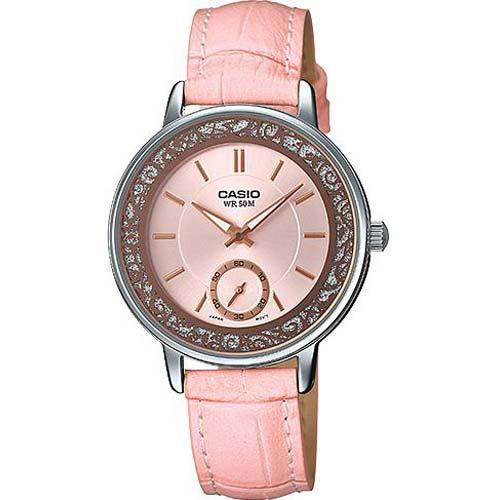Женские часы Casio Collections LTP-E408L-4A