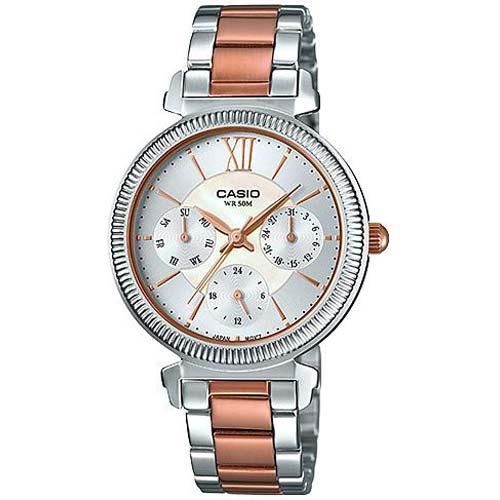 Женские часы Casio Collections LTP-E410RG-7A