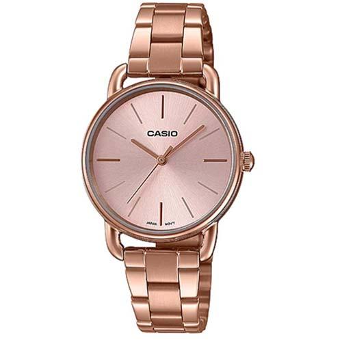Женские часы Casio Collections LTP-E412PG-4A
