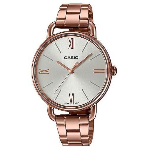 Женские часы Casio Collections LTP-E414R-7A